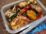 เมนูข้าวกล่องอร่อยๆ ทะเลผัดฉ่า ทำง่ายและอร่อย